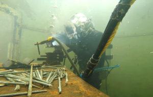 How Much Does an Underwater Welder Make