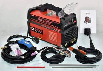AMICO 200 AMP INVERTER WELDER