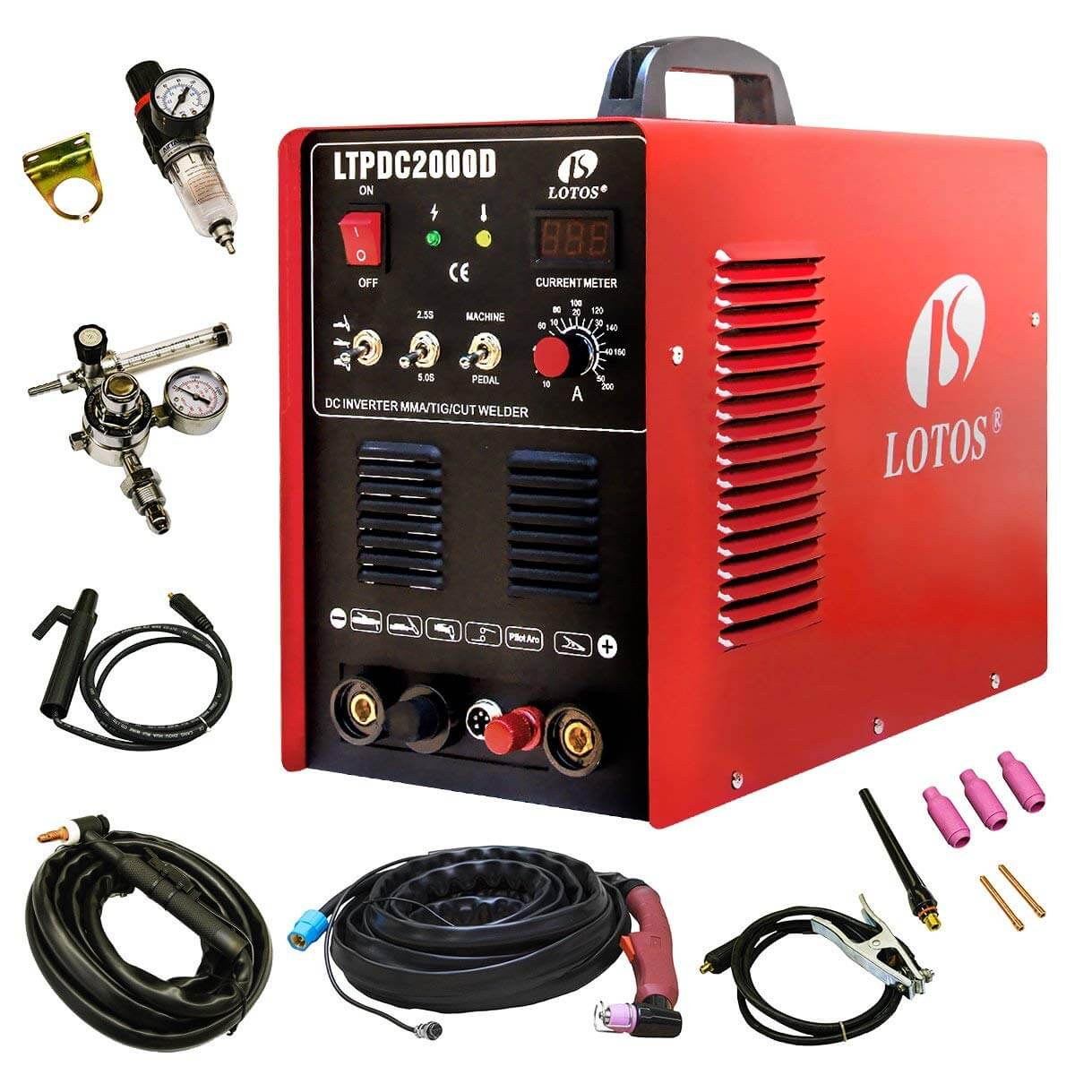 Lotos ltpdc2000d welder review