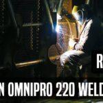 Vulcan Omnipro 220 Welder