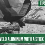 How to weld aluminum with a stick welder