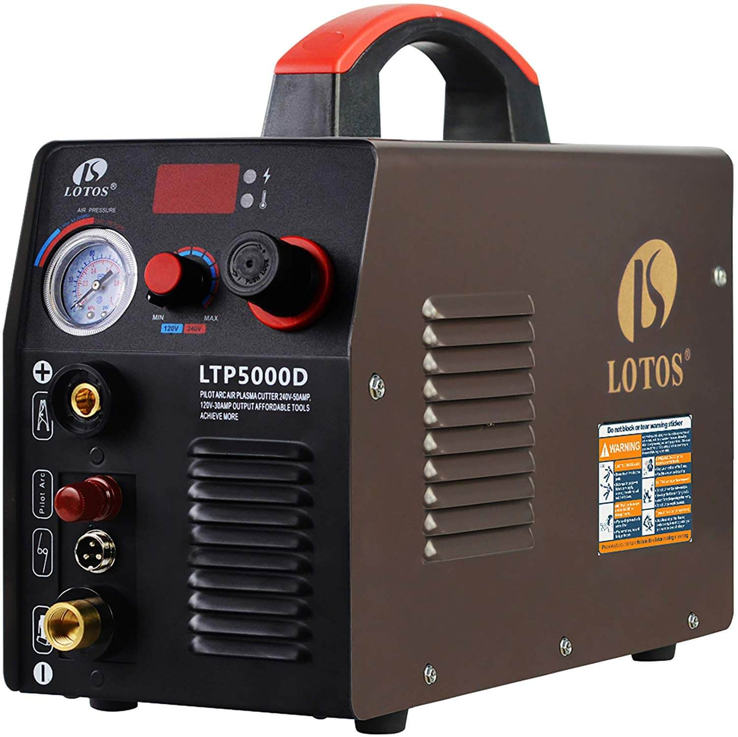 Lotos LTP5000D Plasma Cutter Review