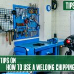 How To Use A Welding Chipping Hammer